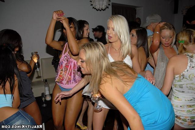 Анальная вечеринка
