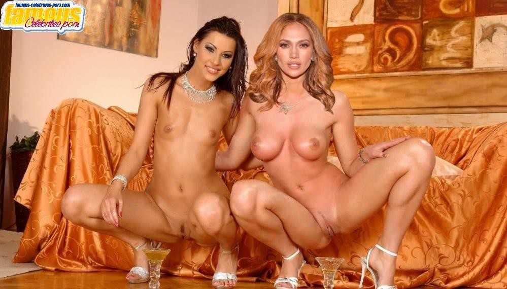 Знаменитые порно-модели красуются, чтобы фанаты дрочили на их постеры, Джессика Альба тоже обожает быть знаменитой
