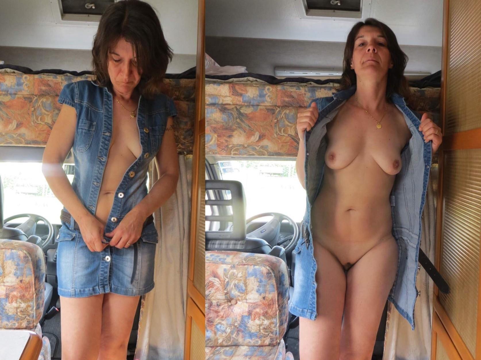 Одетые и обнаженные - подборка 015