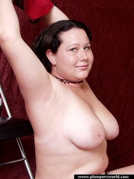Стриптиз жирненькой дамочки